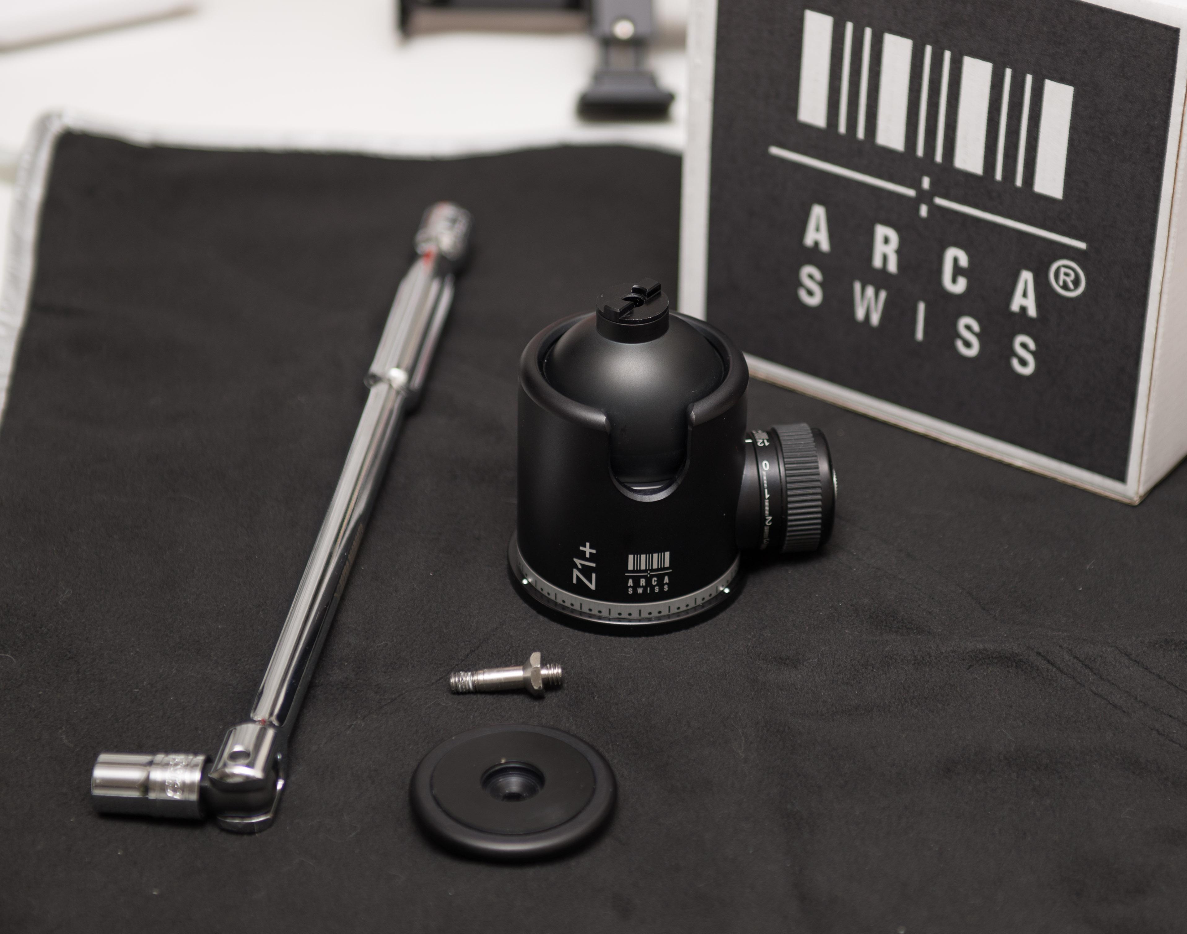 arcaswiss-Z1+ arcaswiss screw ネジ ボルト 六角穴付き 低頭 純正 固い ナメた 舐めた 工具 KTC ネプロス Z1