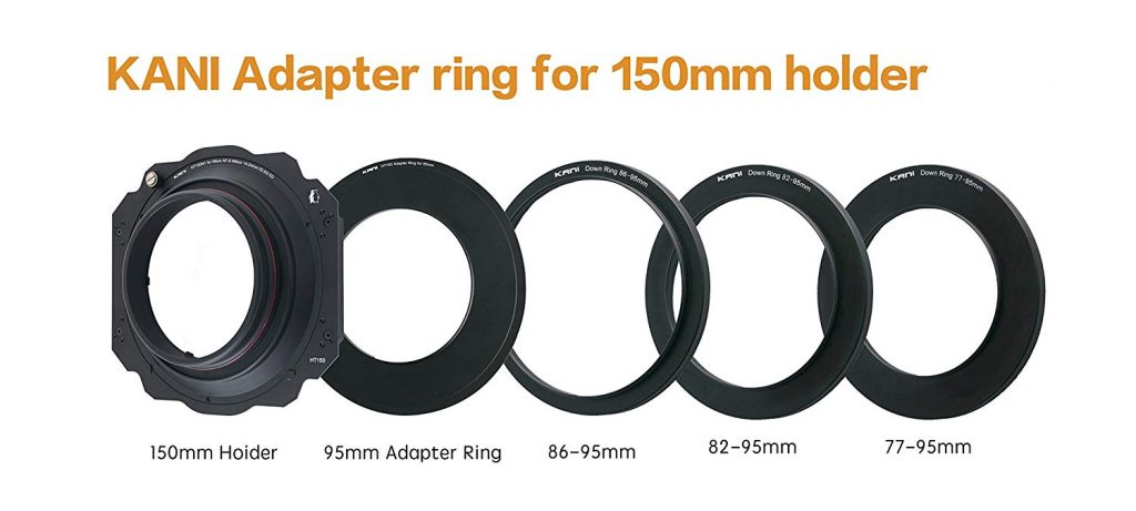 kani 150 adapter ring