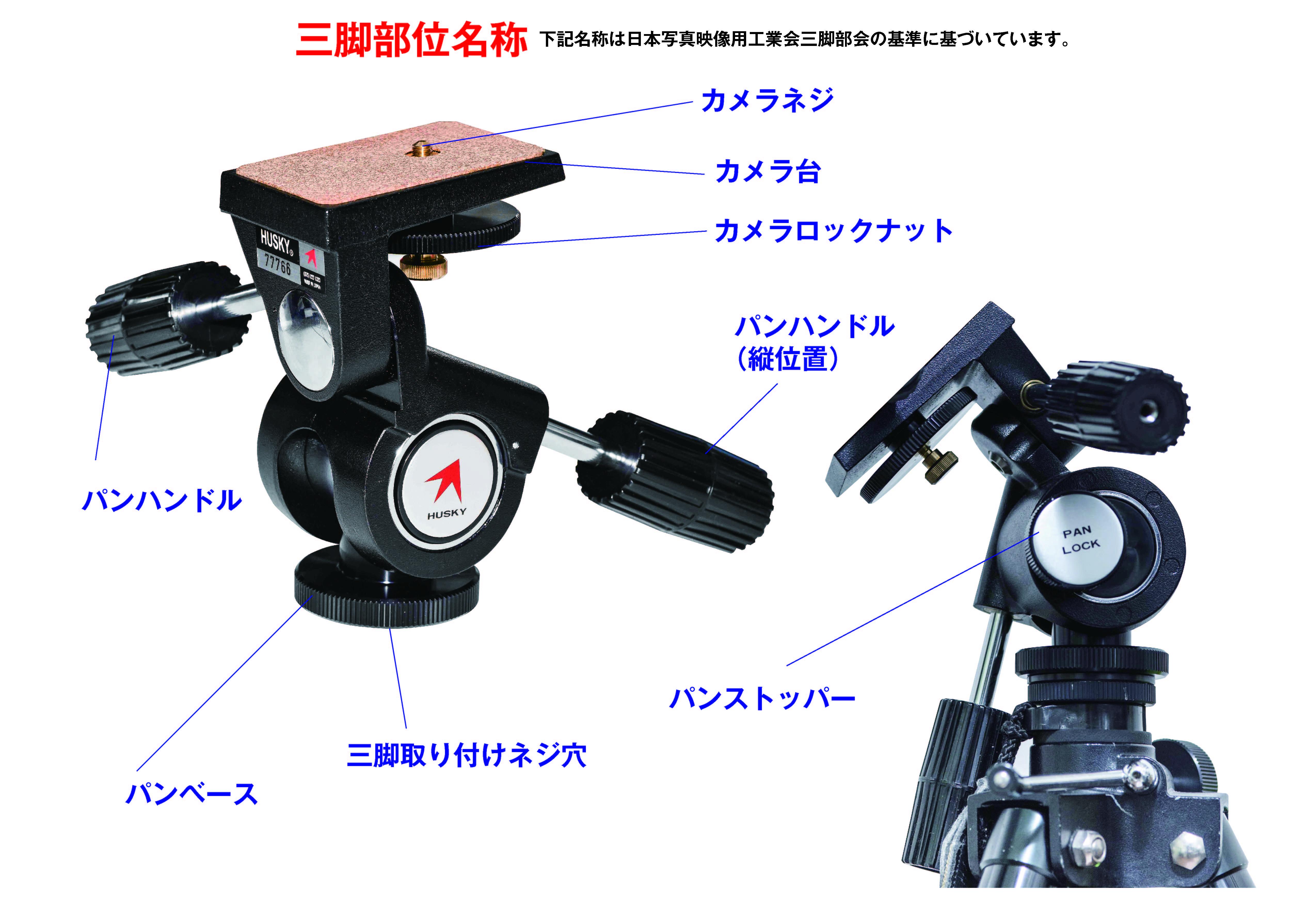 使いやすい三脚 ≒ 使いやすい雲台 | カメラと三脚とアルカスイスと ...