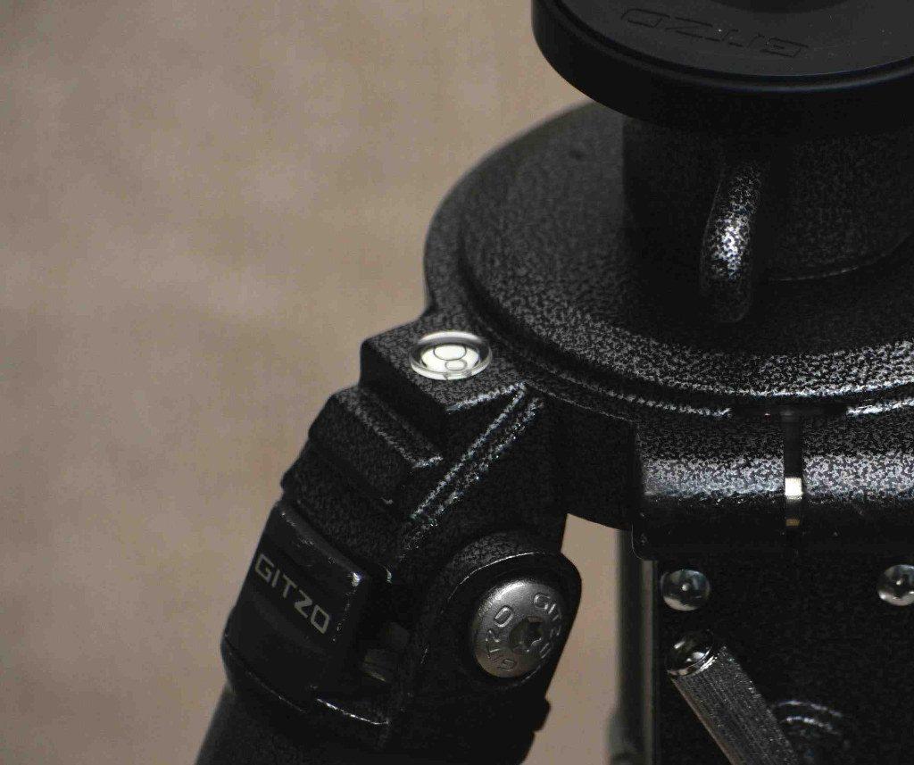ジッツオ ジッツォ gitzo 水準器 レベラー 交換 メンテナンス 色抜け d3.2760