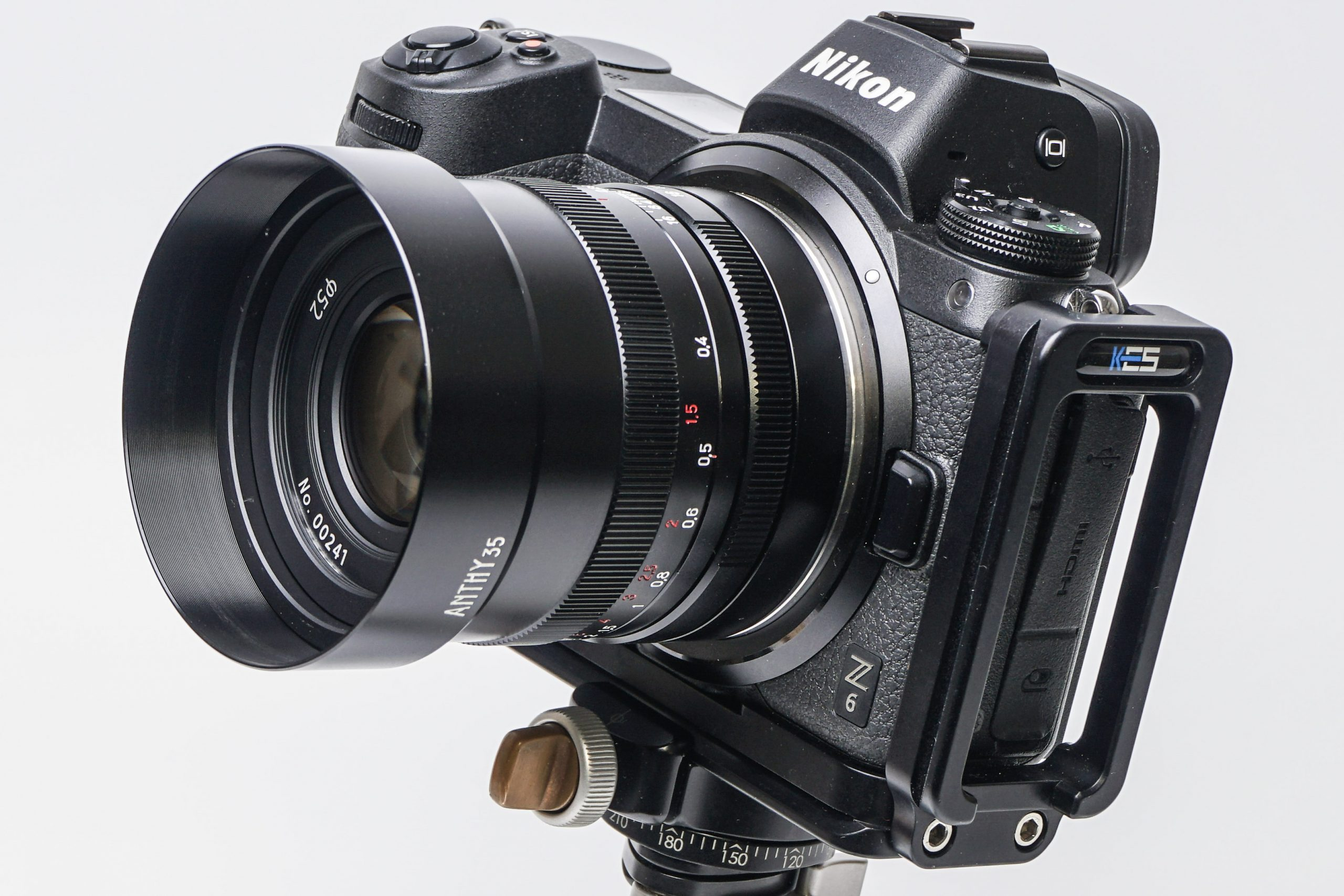 Nikon Z ANTHY35 Z6 ニコン用 ニコン 作例 レビュー