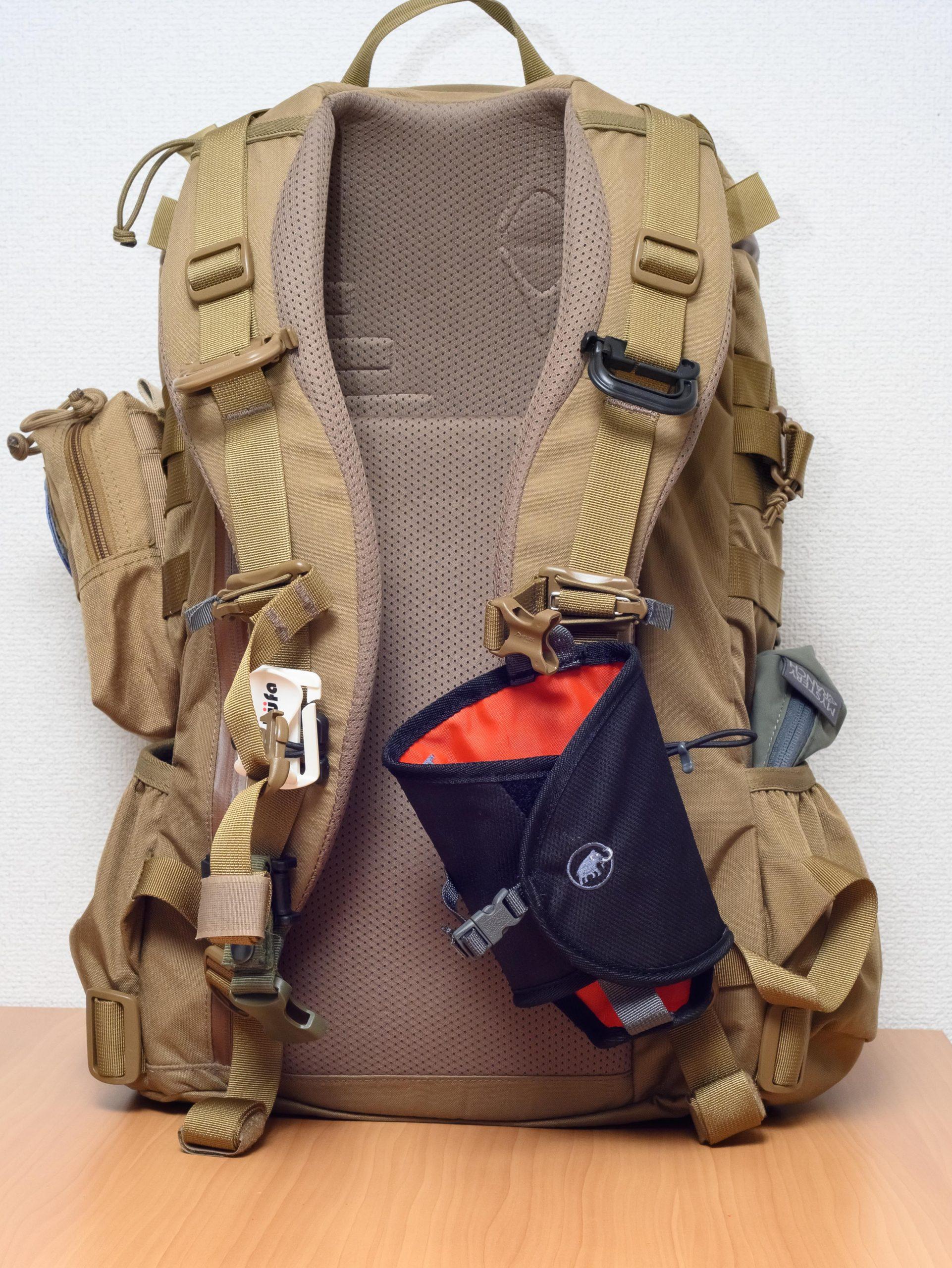 マムート ドリンクホルダー MAMMUT Add-on bottle holder
