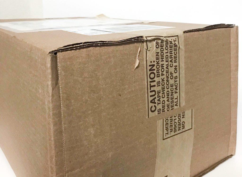 海外 通販 輸入 荷物 UPS