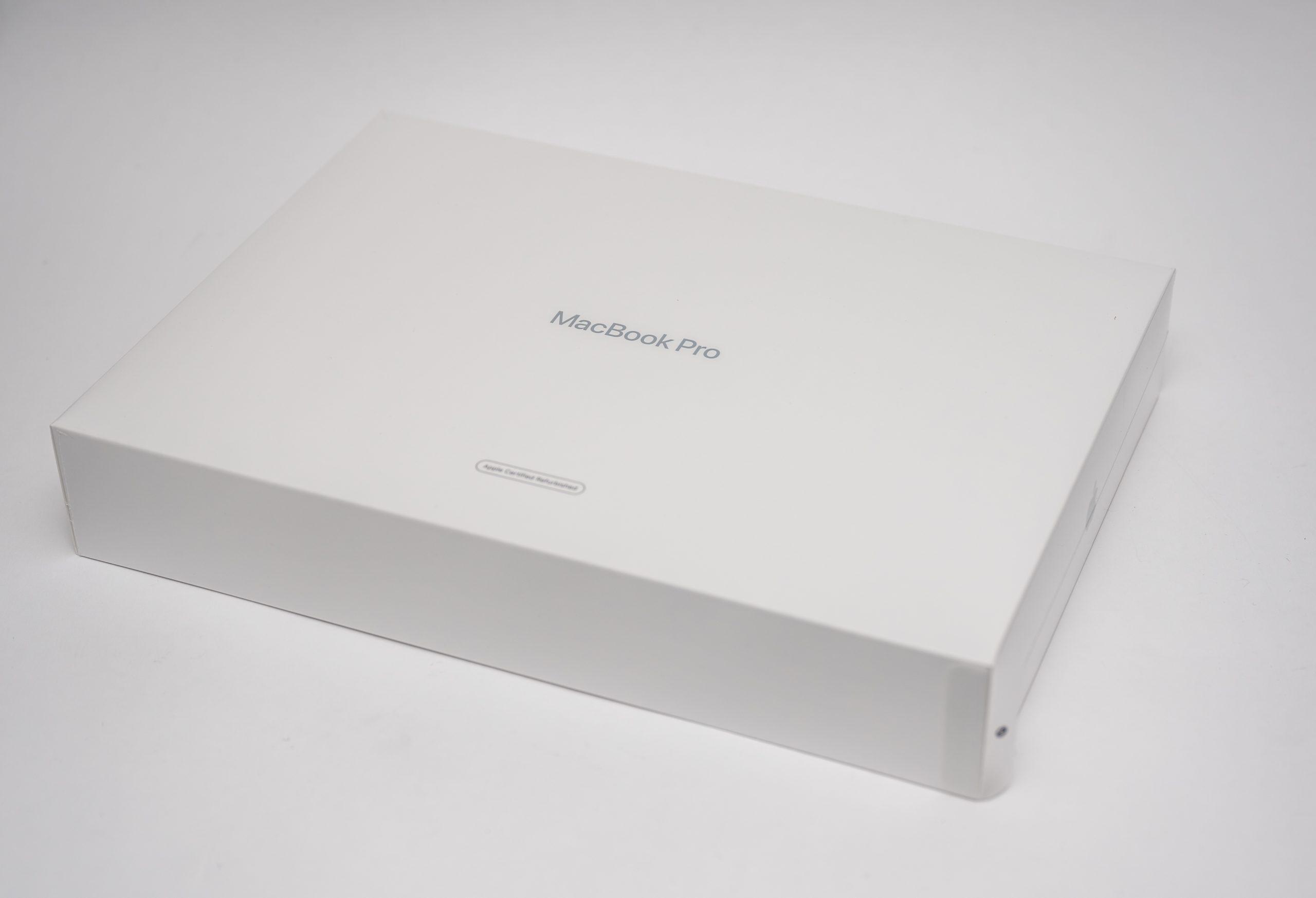 MacBook Pro 認定整備済製品