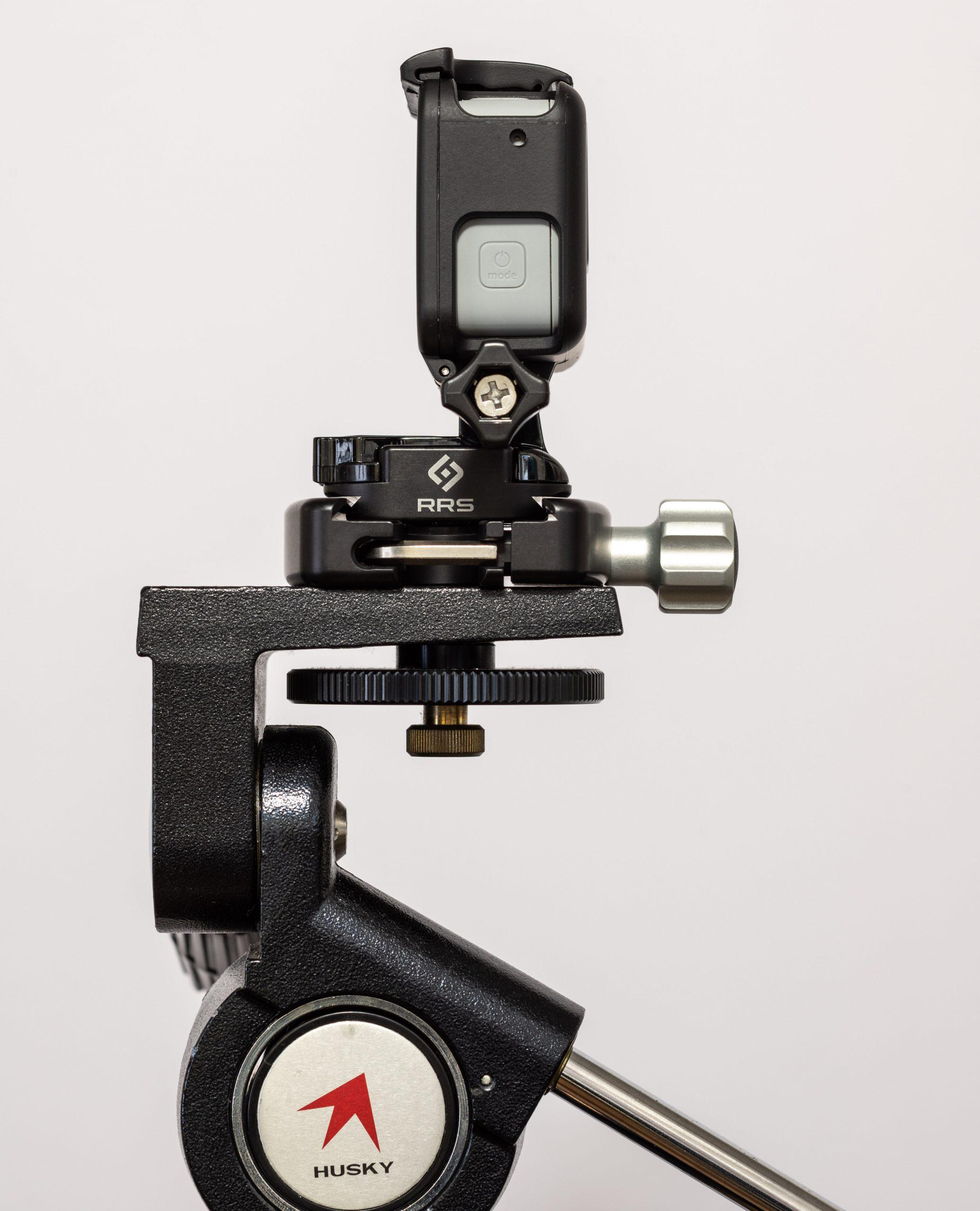 GOPRO ゴープロ バックルシステムアダプタープレート