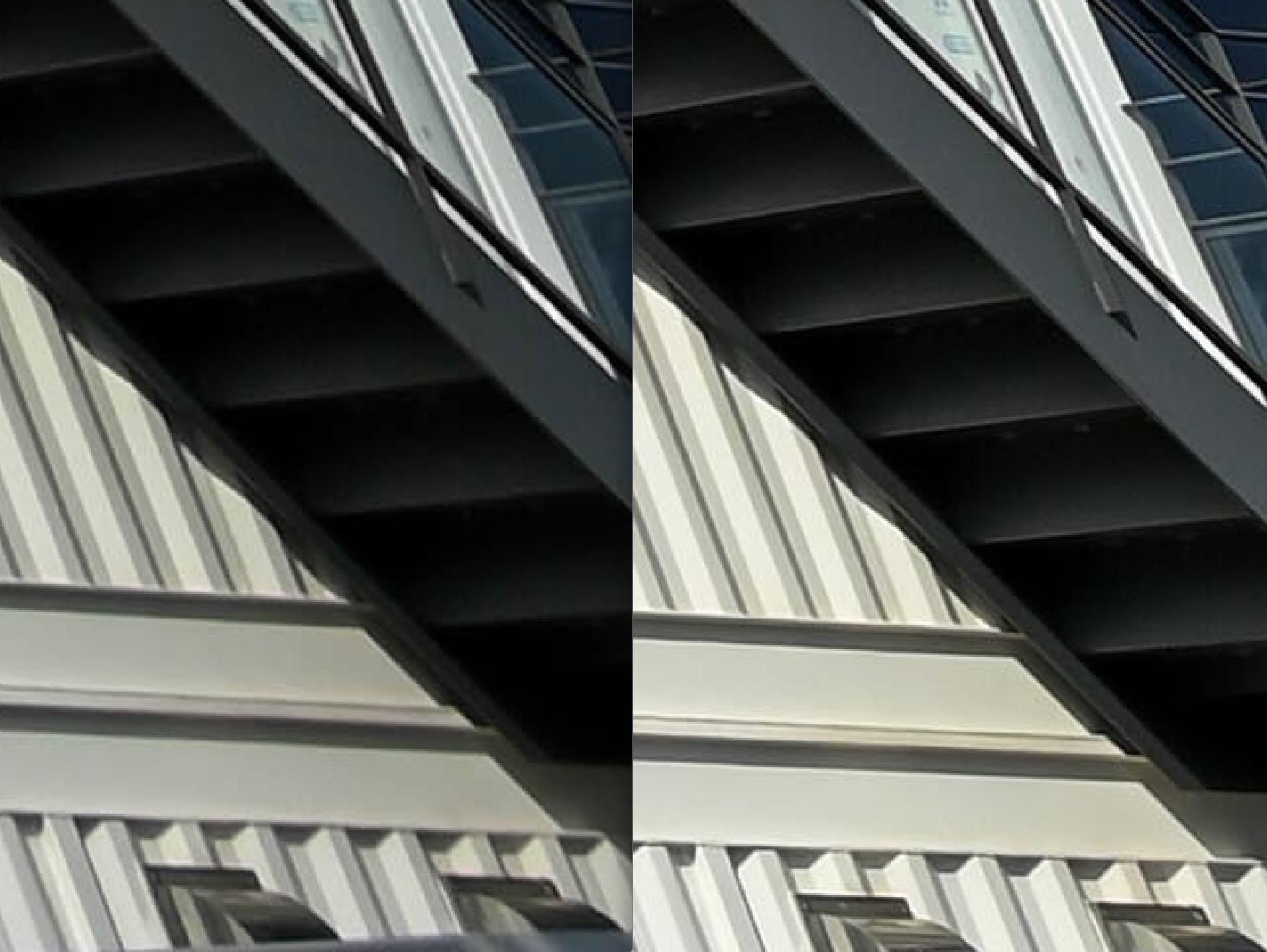 nikon z14-24mm f2.8s 作例 比較