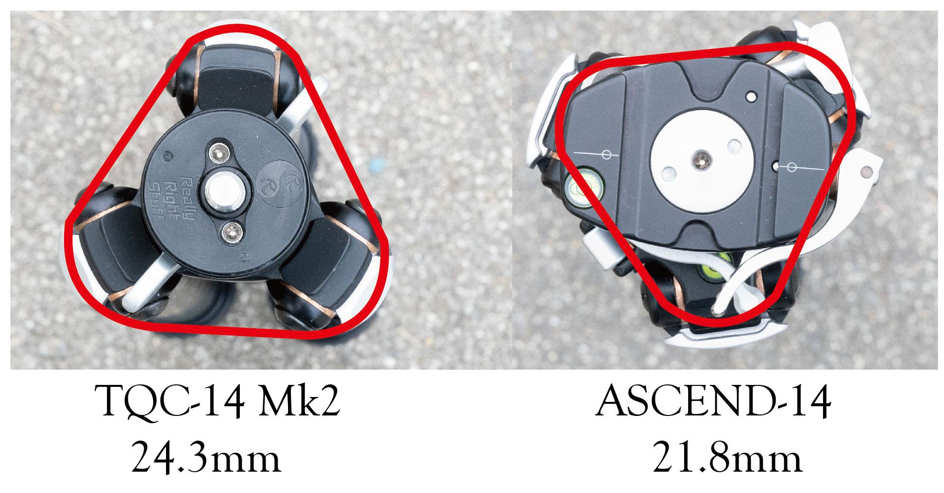 tqc-14 mk2 tfc-14 mk2 ascend-14